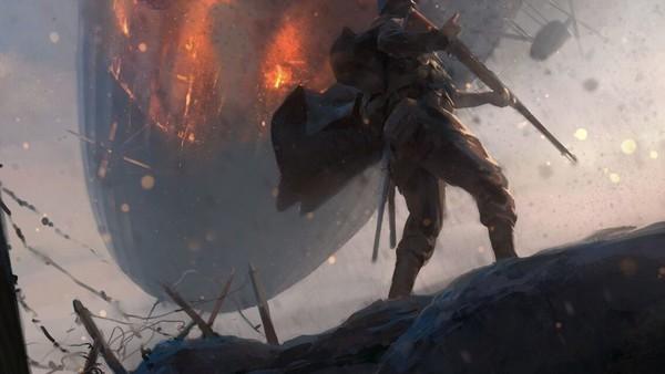 Battlefield 1 Italian Campaign Monte Grappa
