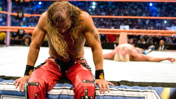 Ric Flair Shawn Michaels Wrestlemania 24