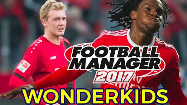 FM 2017 Wonderkids