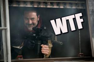 Walking Dead WTF Season 7 Premiere