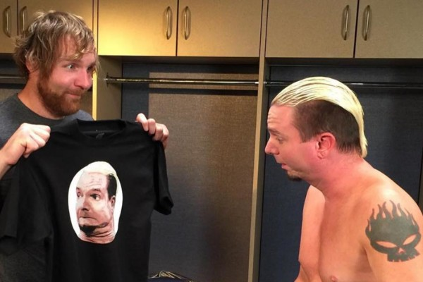 dean ambrose james ellsworth