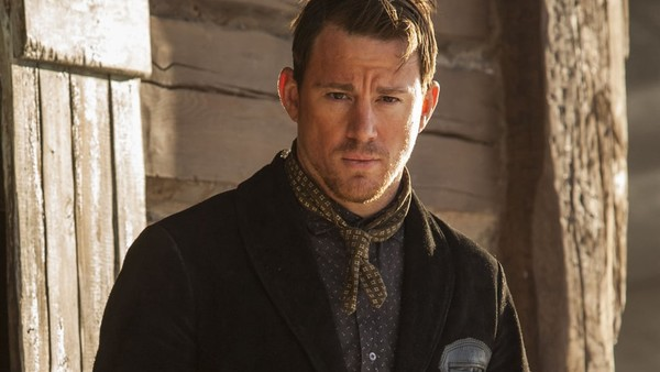 Channing Tatum Hateful Eight Exclusive Pictures