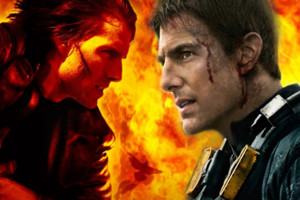 Tom Cruise Mission Impossible 2 Edge Of Tomorrow
