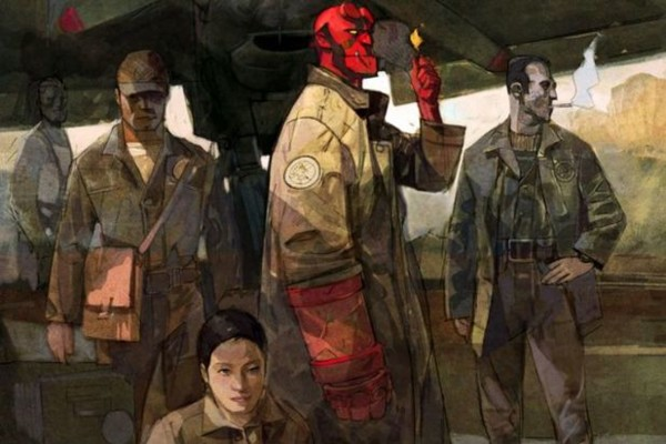Hellboy and the BPRD Alex Maleev