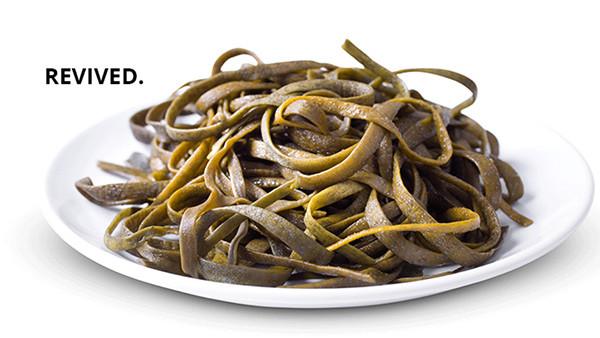 Seaweed Pasta