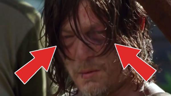 The Walking Dead Daryl Morse Code Cover