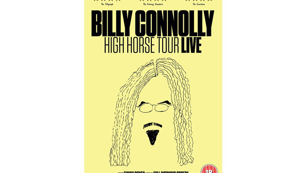 Billy Connolly High Horse