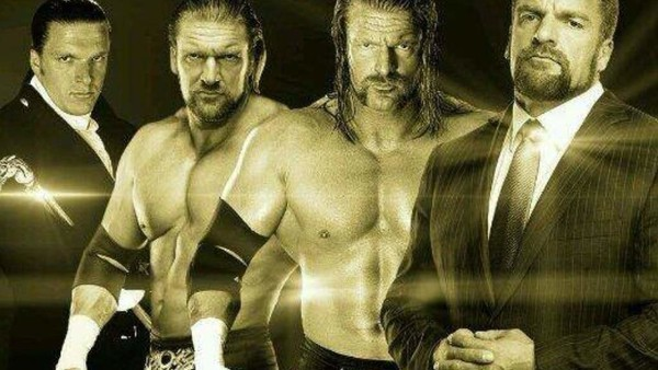 triple h many faces