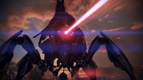 Reaper Mass Effect 3