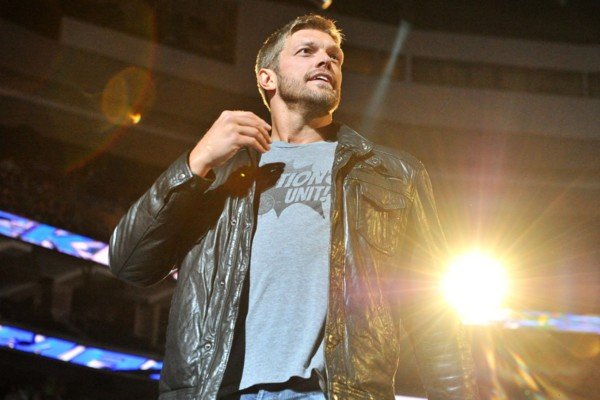 Edge returning to Smackdown Live next week