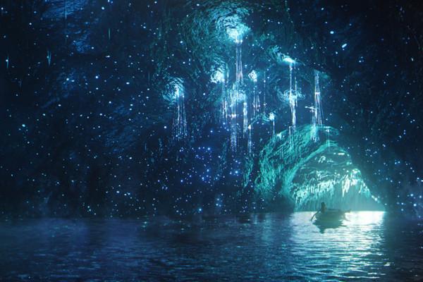 Universal Volcano Bay Stargazer Cavern