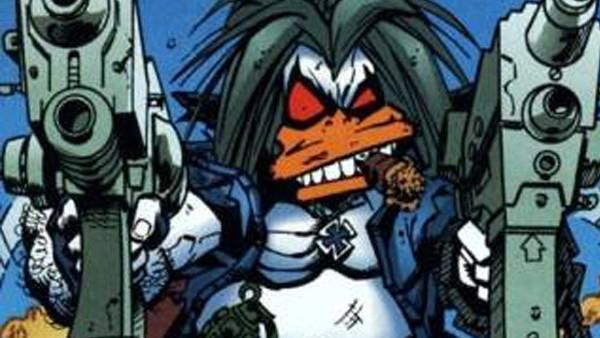 Lobo The Duck