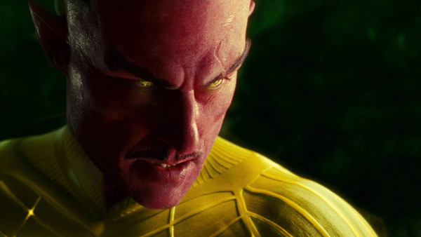 Green Lantern Mark Strong Sinestro