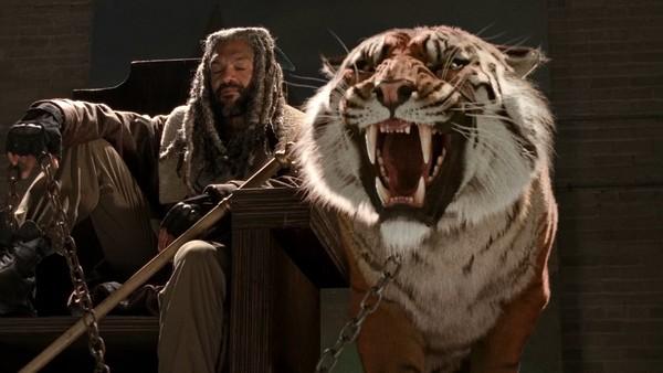 The Walking Dead Season 7 Tiger