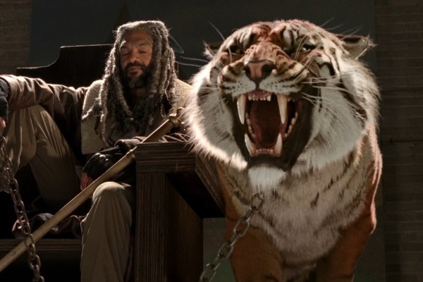 The Walking Dead Season 7 Tiger