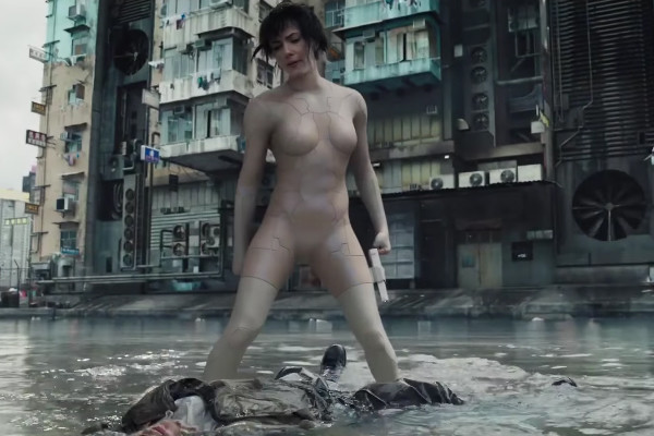 Ghost In The Shell Scarlet Johansson Suit