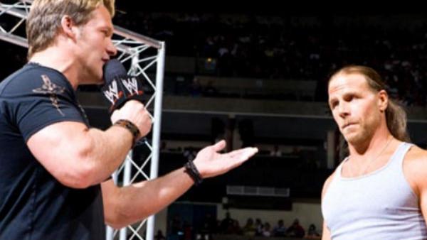 Chris Jericho Shawn Michaels
