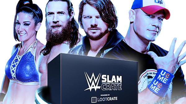 WWE SlamCrate