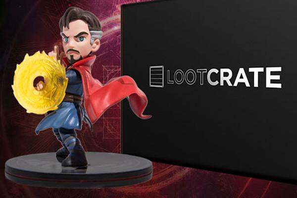 LootCrate Doc Strange