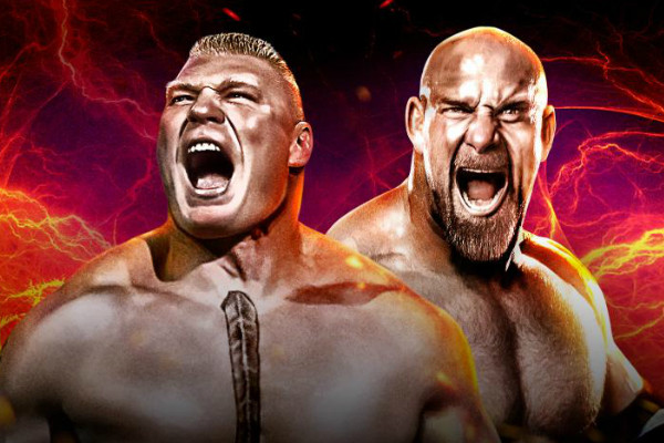 Goldberg continues WWE run by officially entering 2017 Royal Rumble