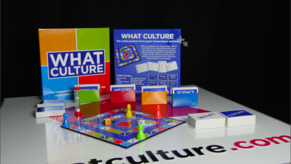 WhatCulture Board game