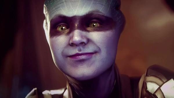 Mass Effect Andromeda Asari