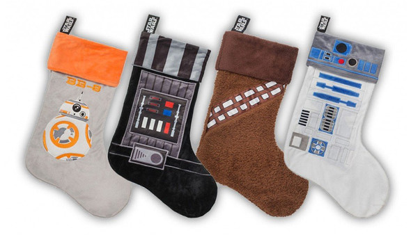Star Wars Stockings