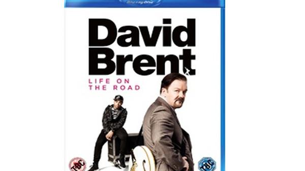 David Brent BluRay