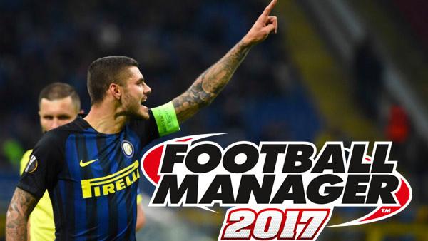 Mauro Icardi Football Manager 2017
