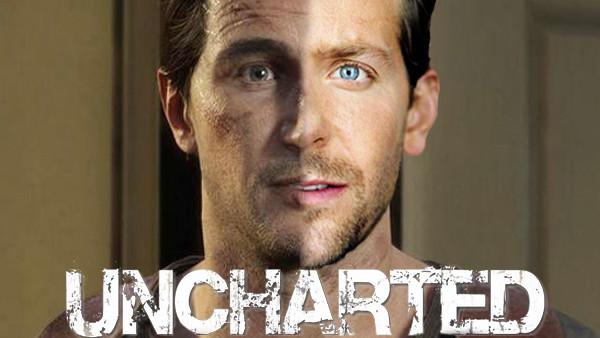 Uncharted Bradley Cooper