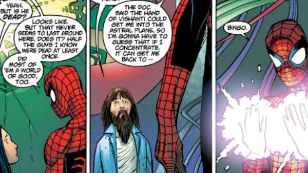 Spiderman Man