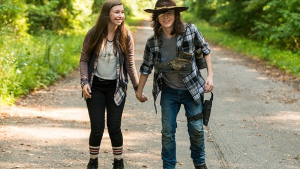 The Walking Dead Questions Go Getters