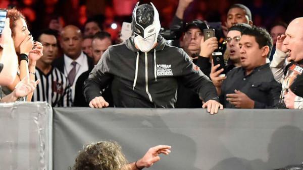 Chris Jericho Sin Cara