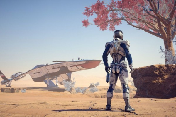 'Mass Effect: Andromeda' EA Access Trial Unlocks Mid-March