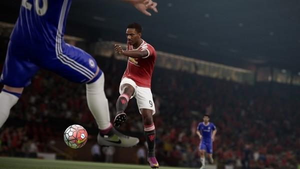Alex Hunter, FIFA 17