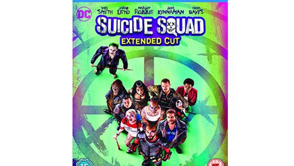 Suicide Squad Bluray