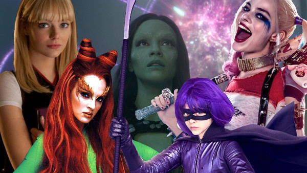20 Best Female Characters In Comic Book Movies - Ranked-6298