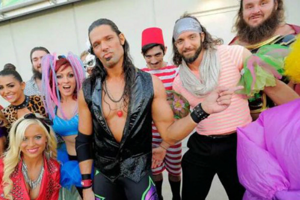 Adam Rose Rosebuds