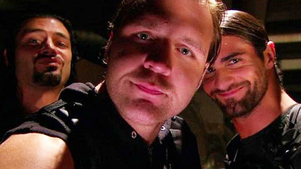 The Shield Faces