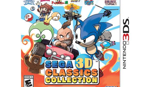 Sega Classic Collection
