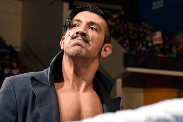Simon Gotch released by WWE