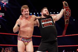 Kevin Owens Chris Jericho