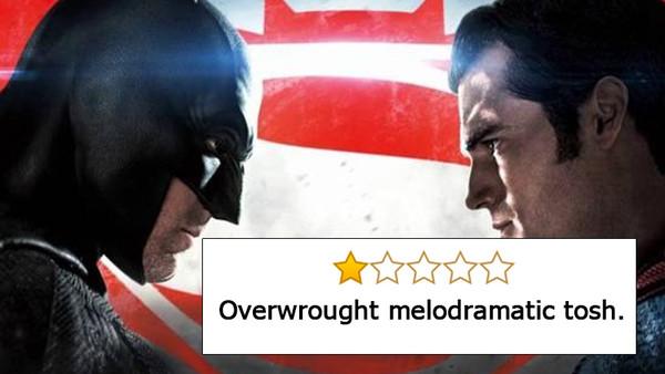 Batman V Superman Amazon
