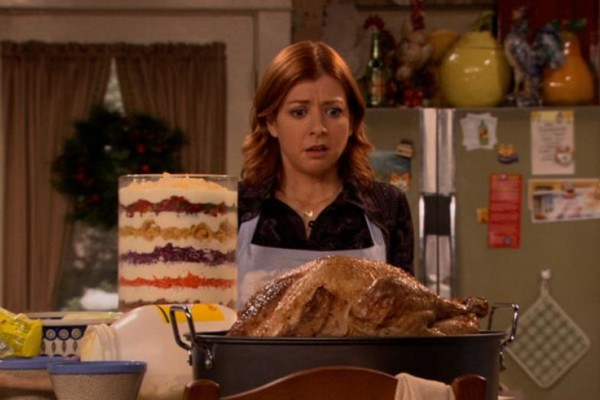 How I Met Your Mother Pour Thanksgiving
