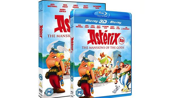 Asterix BluRay