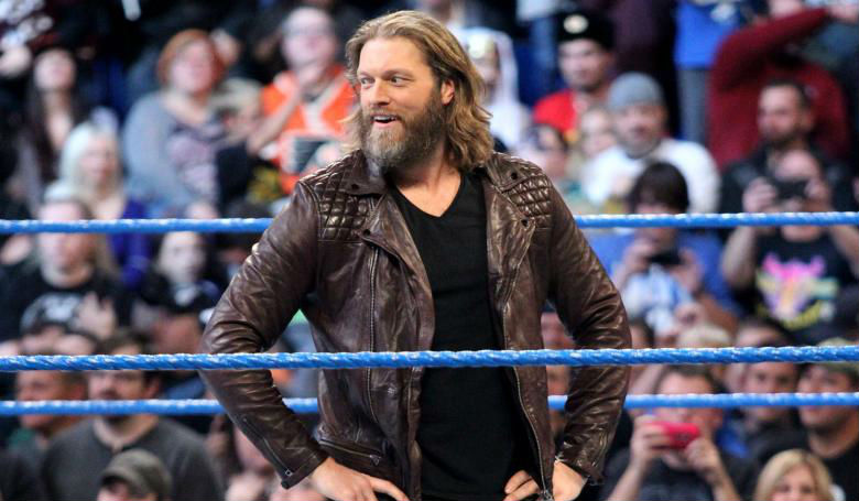 WWE Edge Family Photos Wife Real Name Age Height