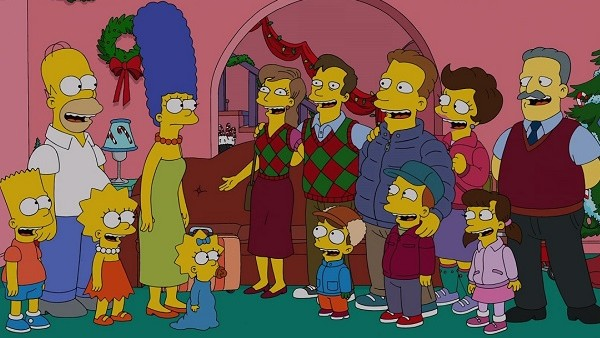 The Simpsons Christmas Episodes.The Simpsons All 15 Christmas Episodes Ranked Page 6