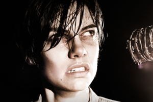 The Walking Dead Maggie Poster