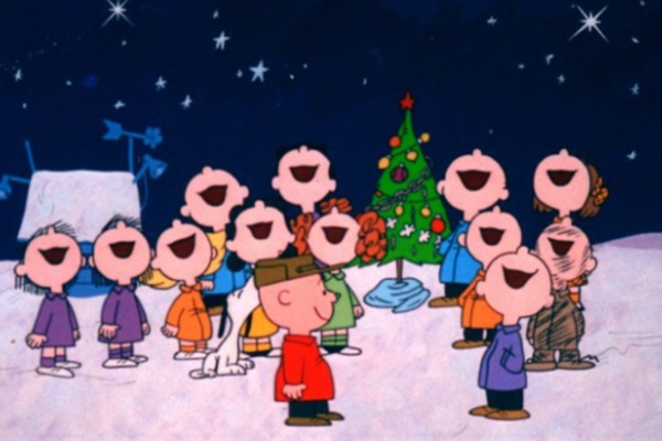 Charlie Brown Merry Christmas