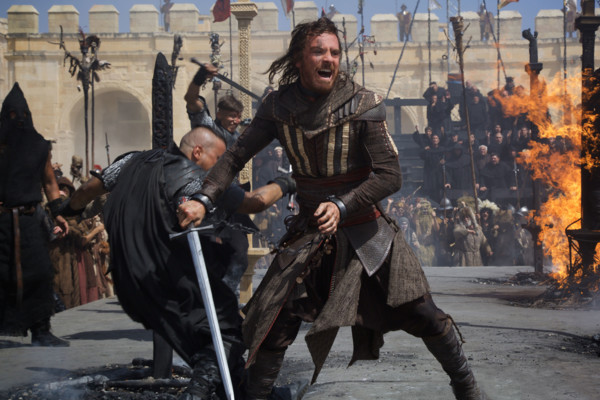 Fassbender, Cotillard unite for 'Assassin's Creed' movie